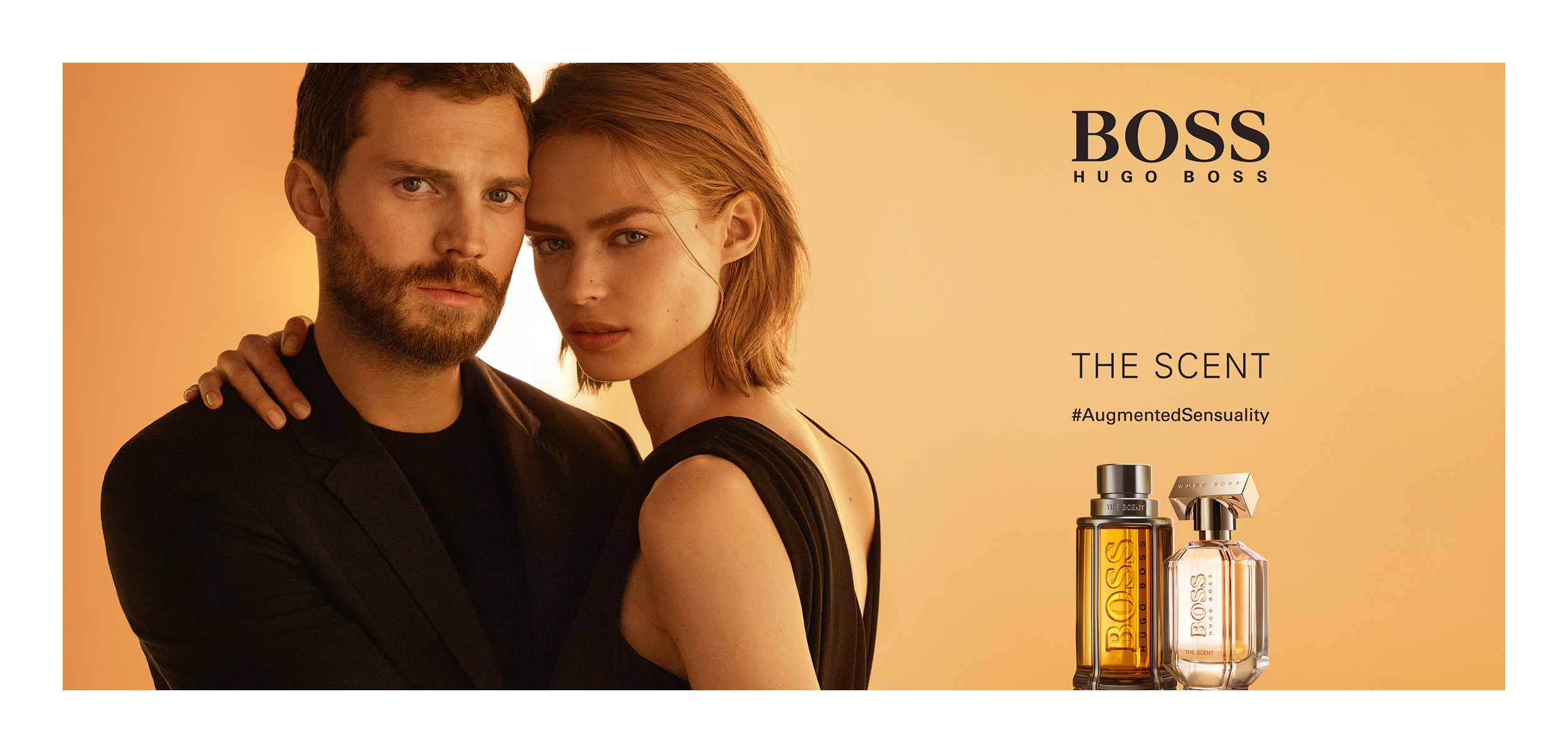 Hugo Boss, the Scent, parfume