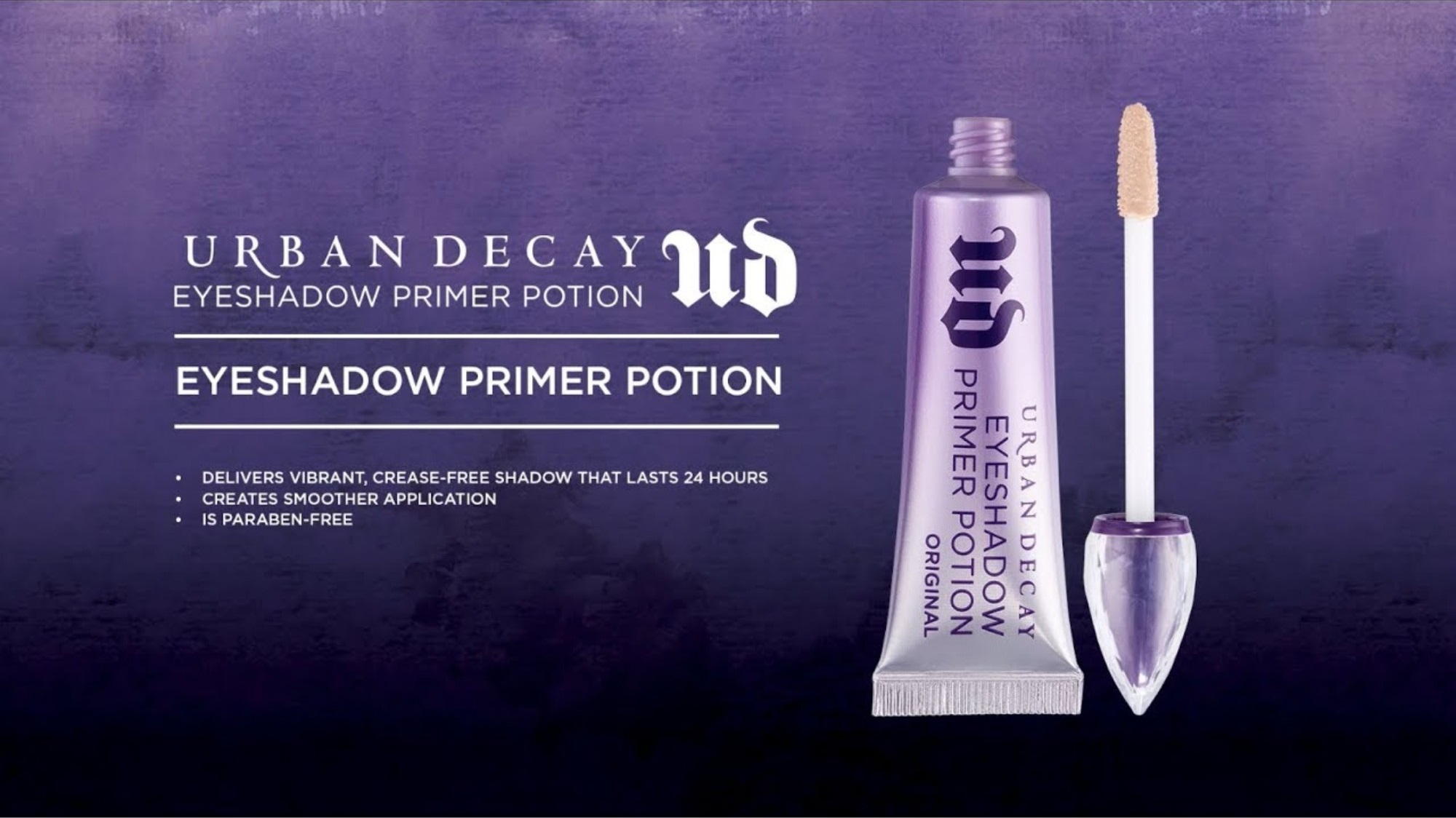 Urban Decay, Eyeshadow primer potion
