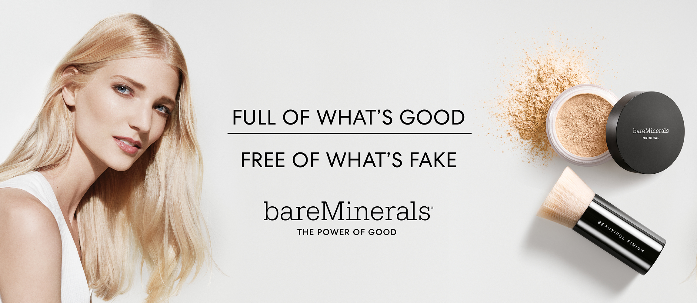 bareMinerals, makeup
