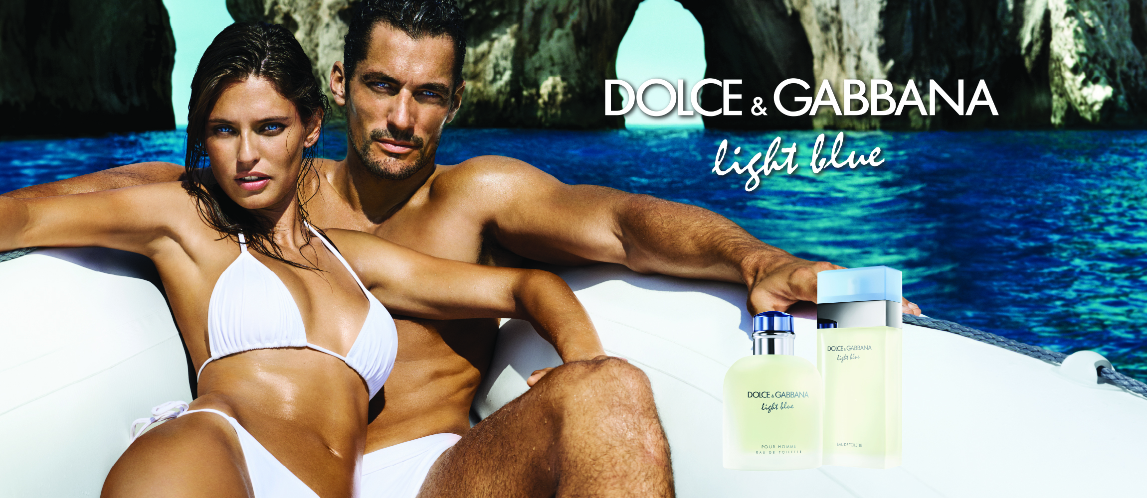 Dolce and Gabbana, light blue, parfume