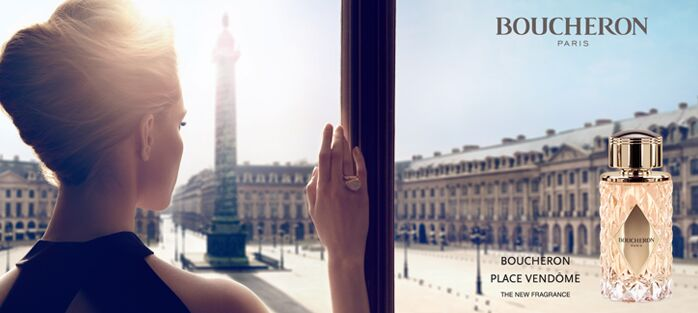Boucheron, parfume, place vendome