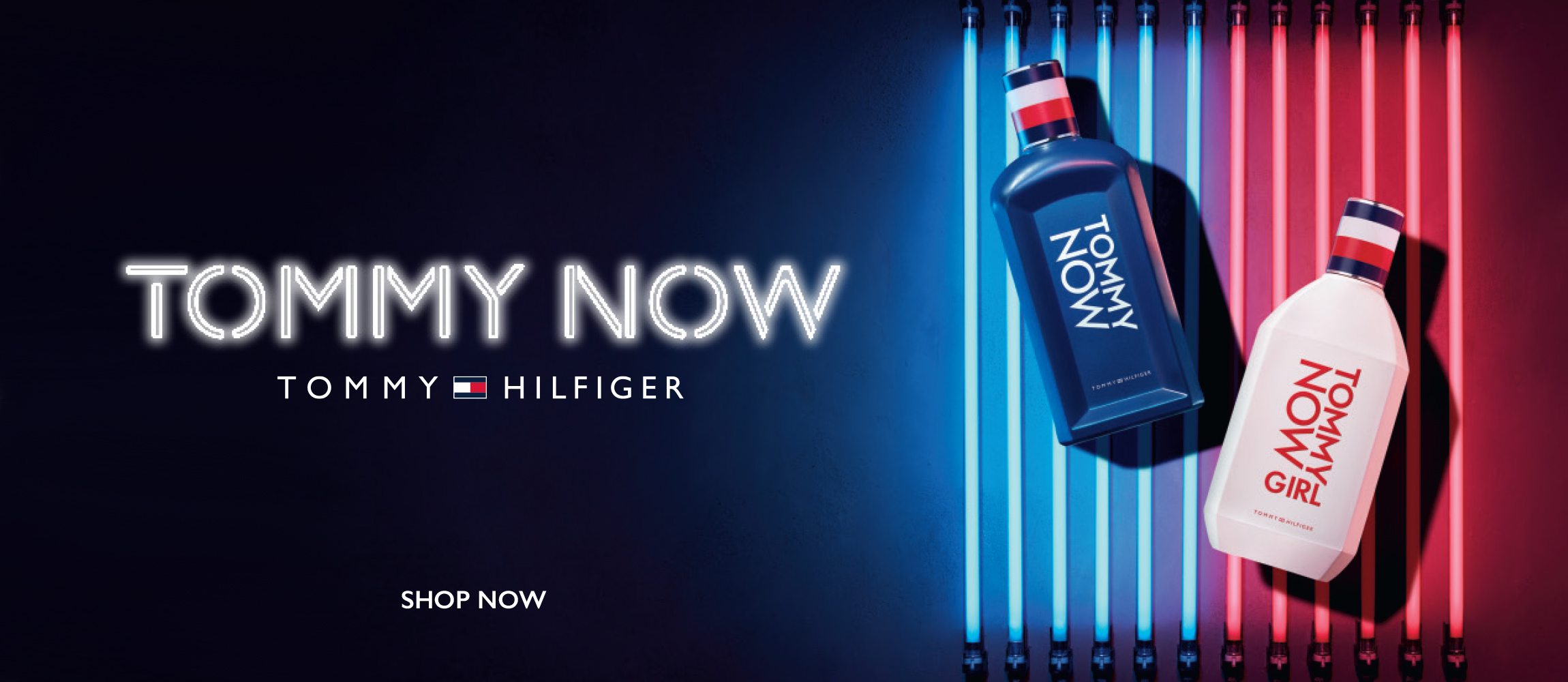 Tommy Hilfiger, Now, parfume