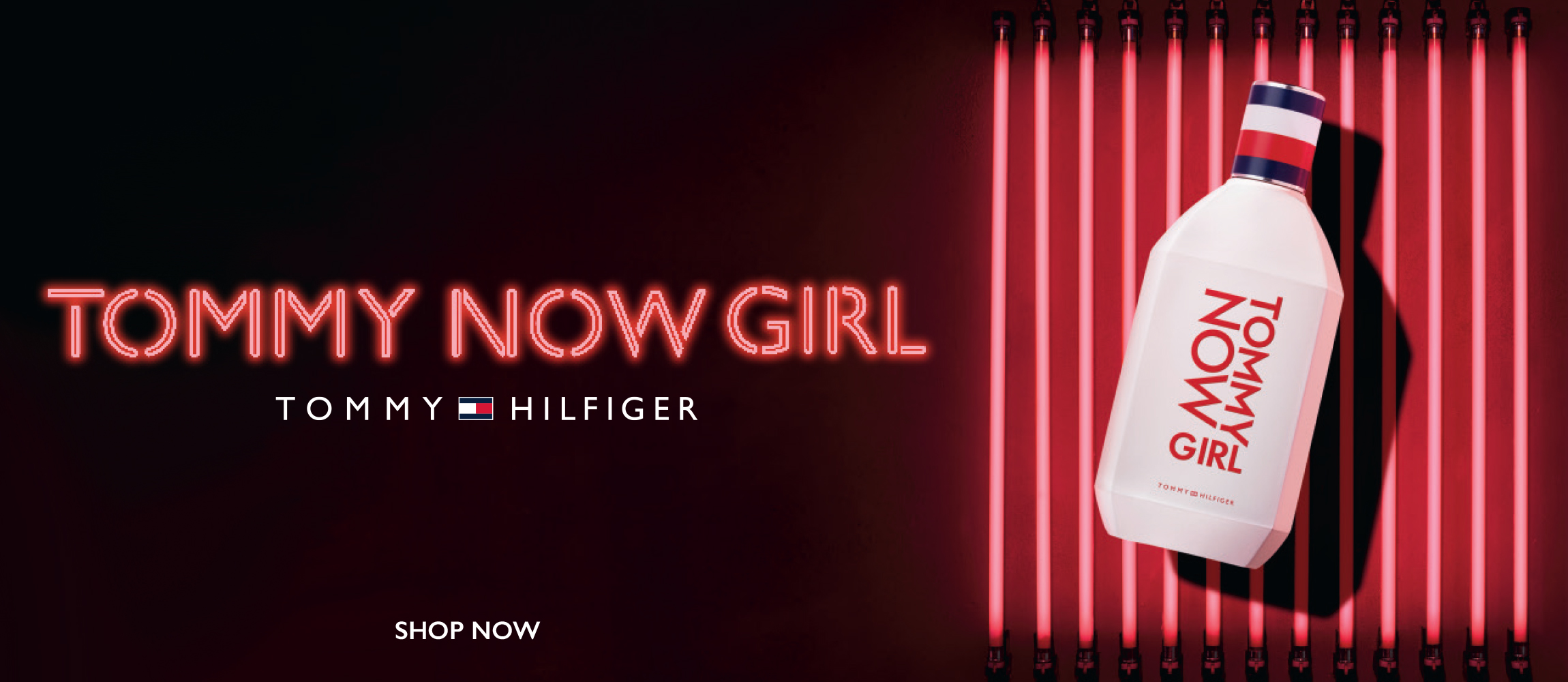 Tommy Hilfiger, Now Girl, parfume