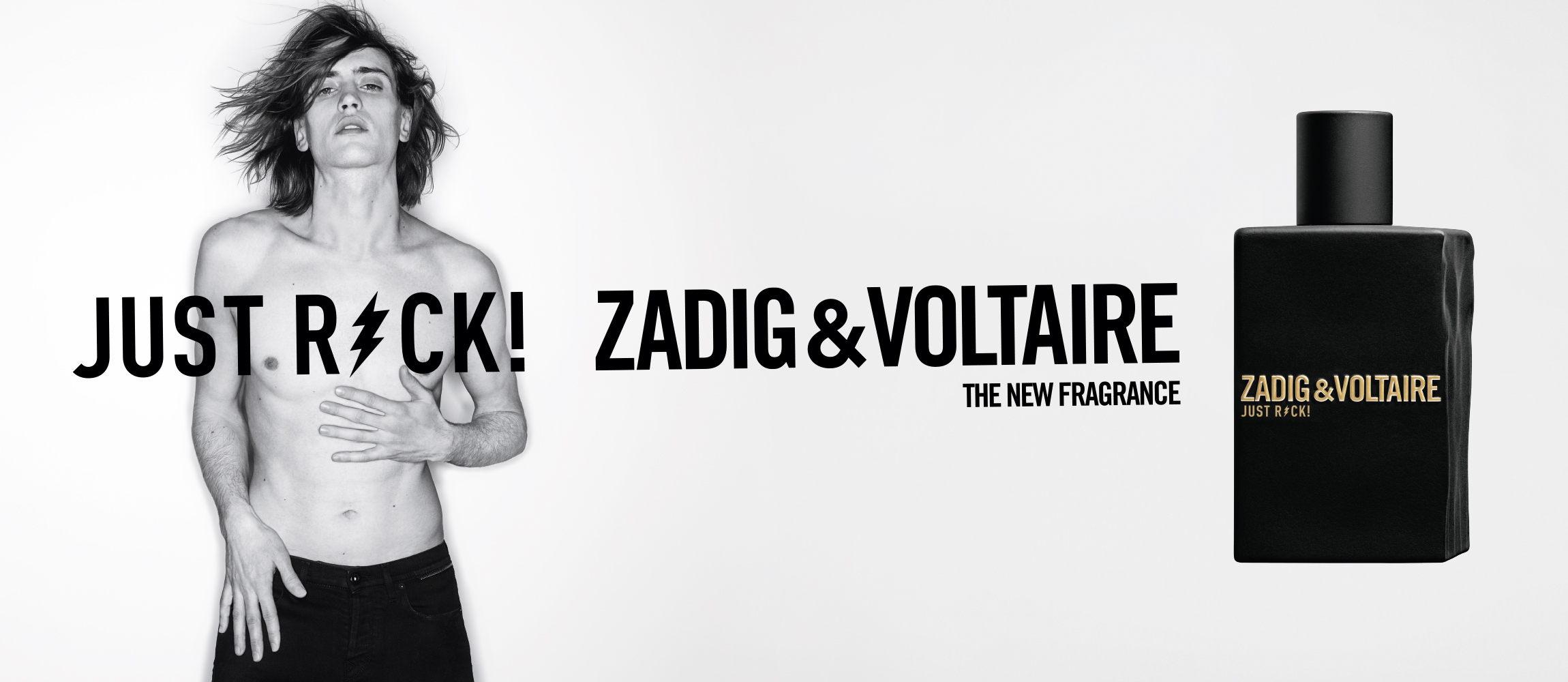 Zadig & Voltaire, Just Rock, Male