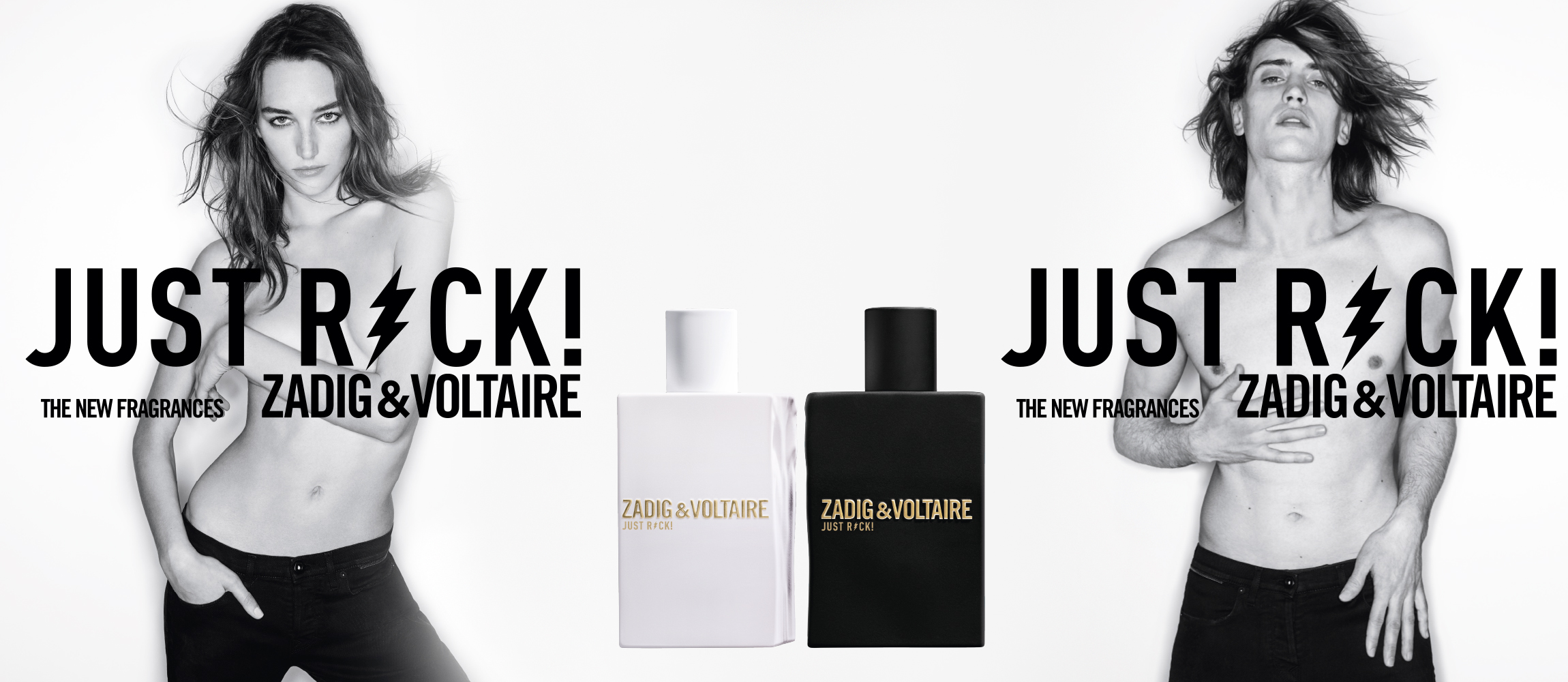 Zadig & Voltaire, Just Rock, Male, Female