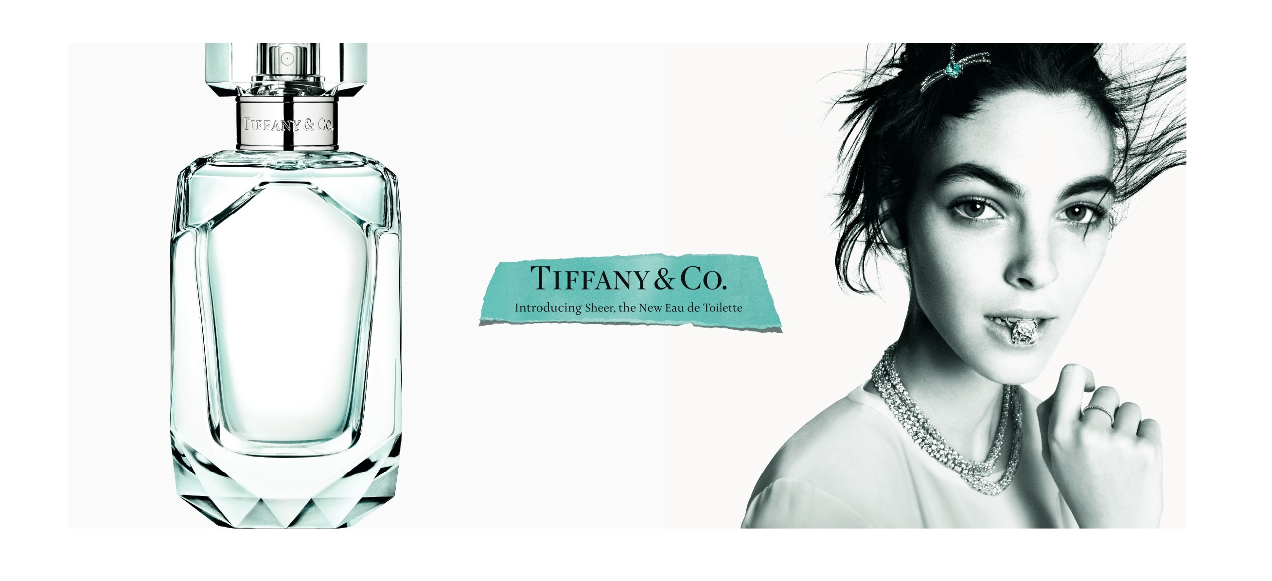 Tiffany & Co, parfume, sheer