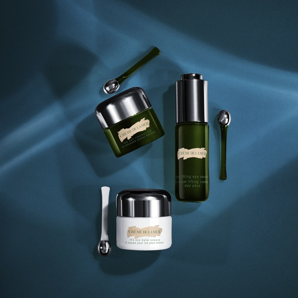 La Mer, eye treatment