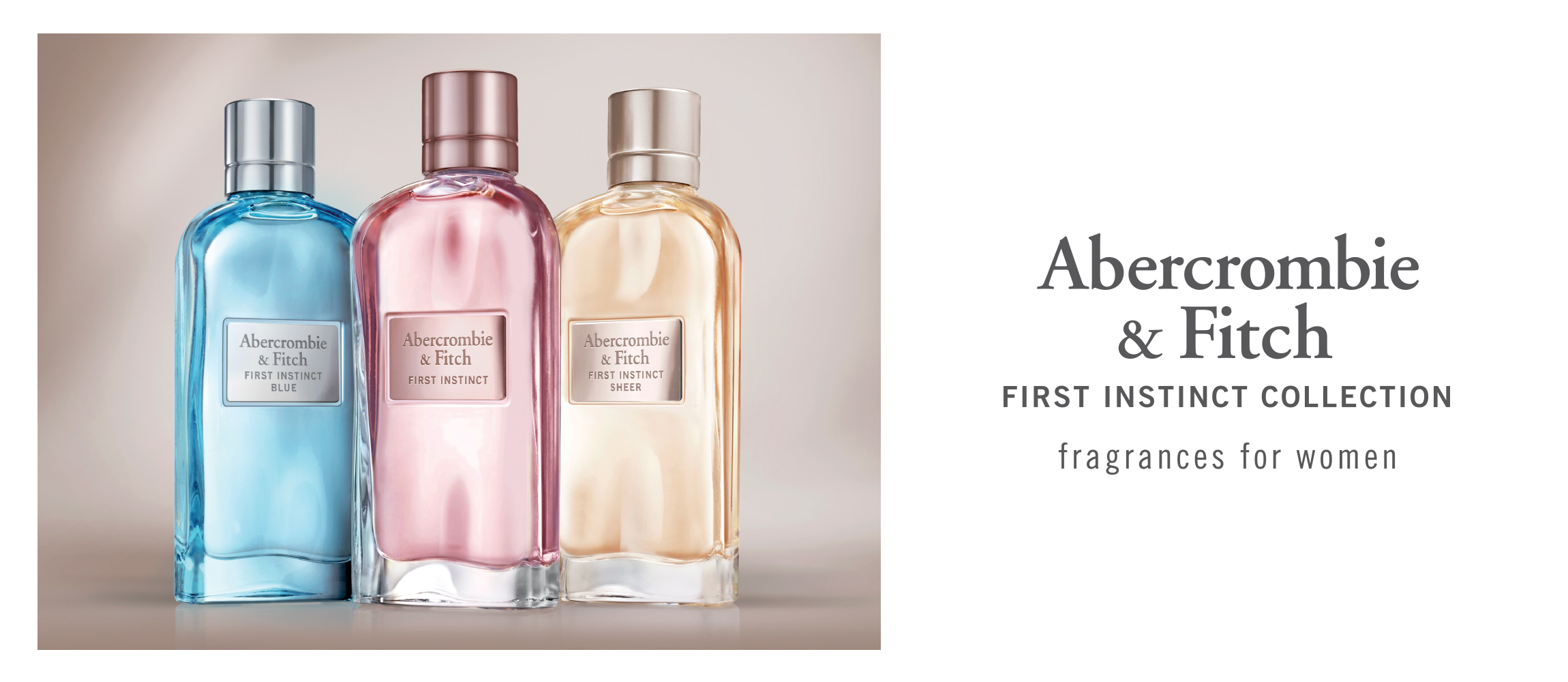 Abercrombie & Fitch, parfume