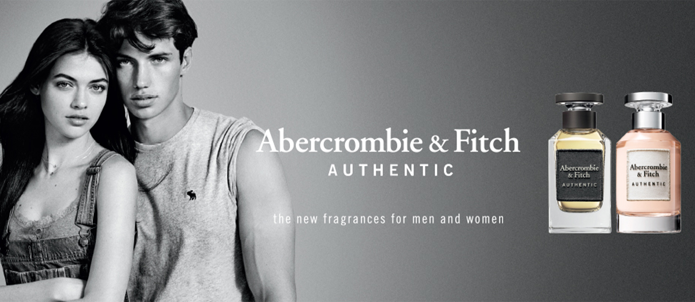 Abercrombie & Fitch, parfume, authentic