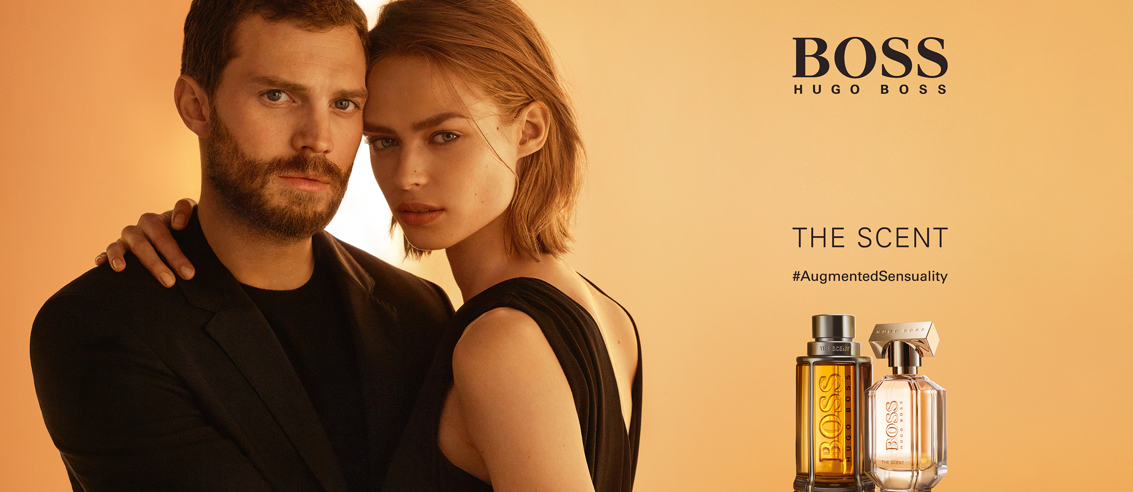 Hugo Boss, The scent for her, perfume