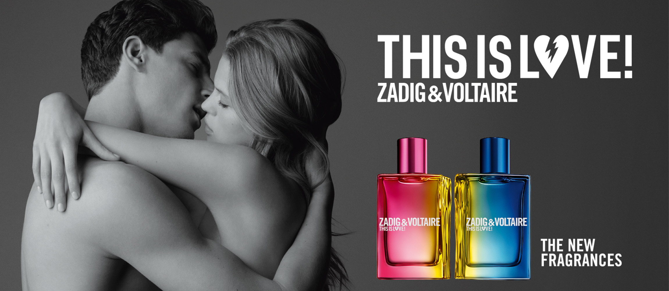Zadig & Voltaire, This is love, perfume, Male, Female