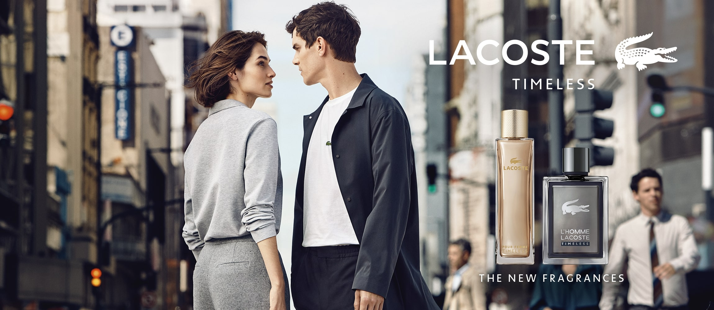 Lacoste, Timeless, parfume